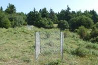 Grazing cages were placed in Mts. Oiti and Kallidromo (Photo: Christos Georgiadis)
